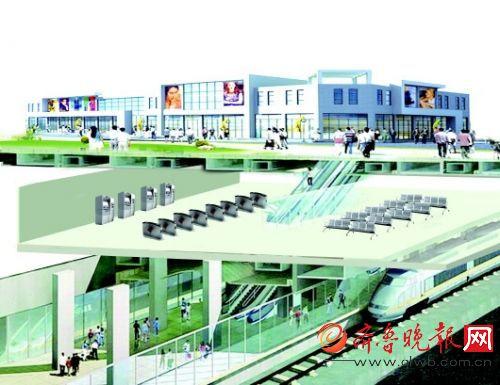 岛式的地铁站跟地上的brt站台有什么不一样的?