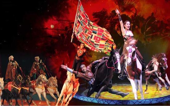 青岛藏马山首届民俗大庙会 过个有年味儿的中国年