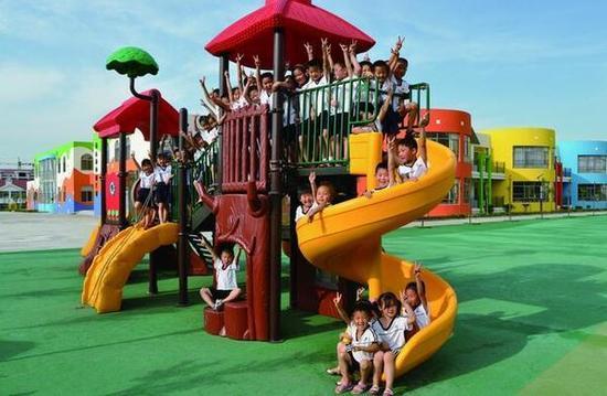 济南市中区新建6所幼儿园