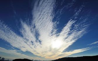 七月八月看巧云 总有美景入眼来