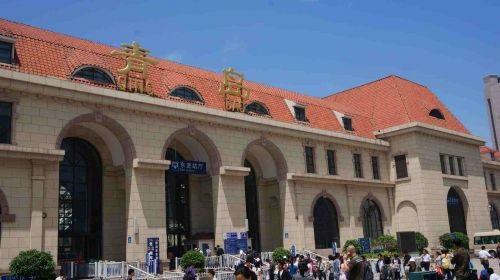 青岛火车站端午增开9对临客 28日客流最高峰_新浪山东