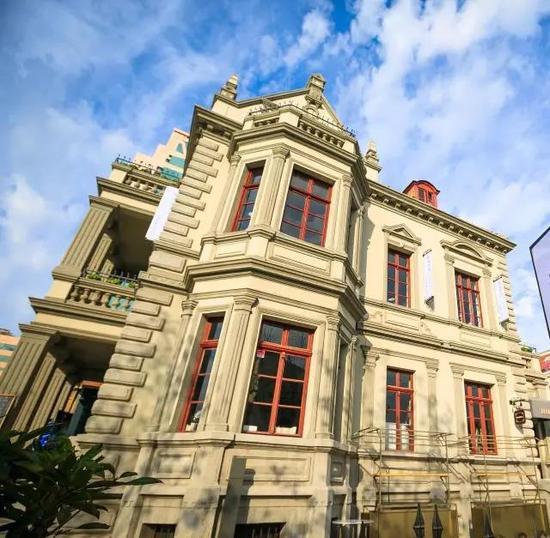 (1903逃出的安娜攻略,德国砖瓦商别墅特为命名罗伯而建成,为巴洛克式富豪爱女别墅纪念图片