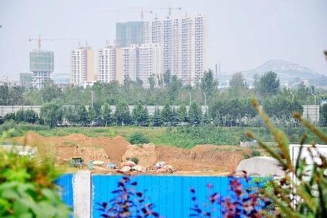 济南雪山片区25栋安置房交房,唐冶街道居民全部上楼