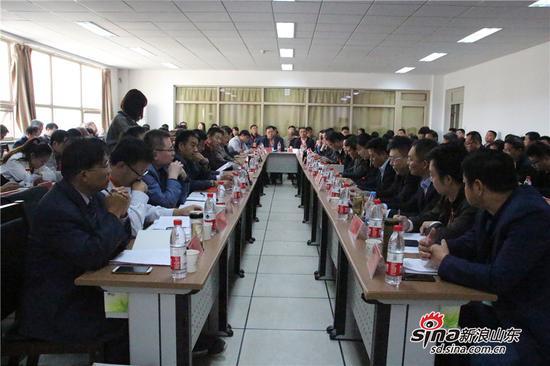 山东高校与中学战略合作联盟第二次会议召开