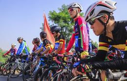 全国自行车精英赛将在滨州黄河大坝举行