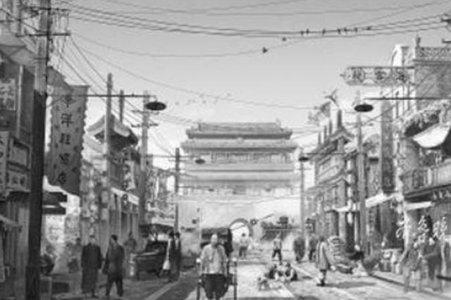"""华谊兄弟电影城开工 长清将现""""老济南街"""""""