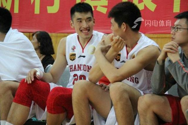 山东最年轻国手给首秀打7分 吴轲缺席赛季首战