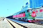 山东自贸区开出首条多式联运班列 胶州泡菜乘班列从威海出口日韩