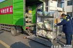 注意 2月3日起 淄博主城区投放平价蔬菜 附25个投放点位置