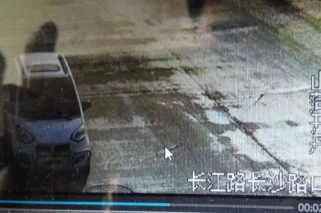 """菏泽警方两天抓获""""四轮电轿""""肇事逃逸者"""
