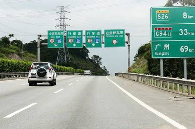 清明节和劳动节小客车上山东高速免费