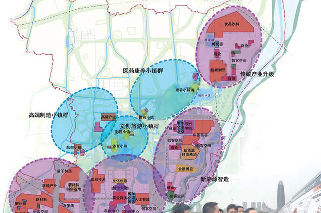 先行区将成济南城市副中心 发展成现代绿色智慧之城
