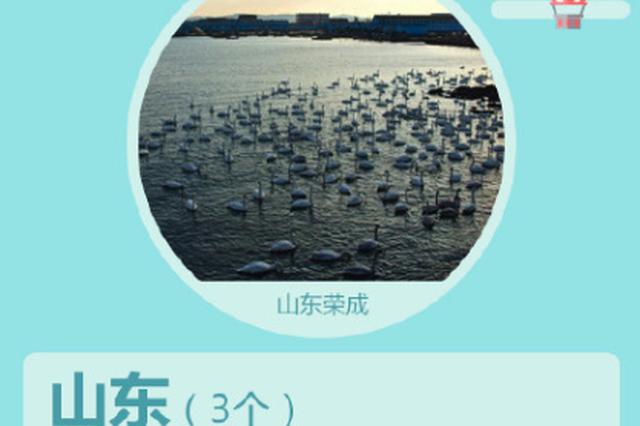 """中国200座""""洗肺""""小城入围名单公布 山东这3城上榜"""