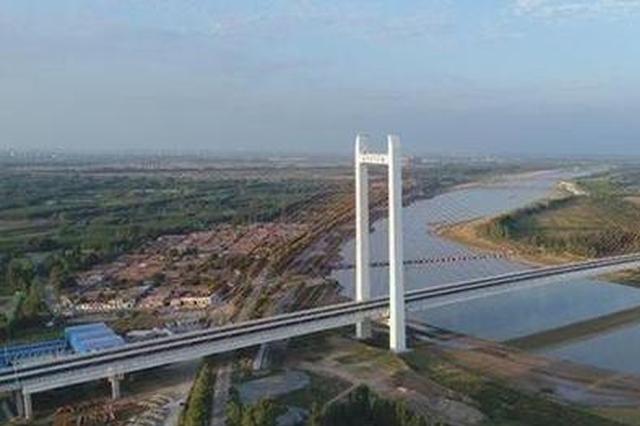齐河黄河大桥正式通车