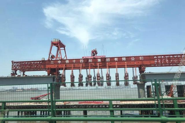山东省最长的跨海铁路桥今日合龙 以后去这些地方太方便