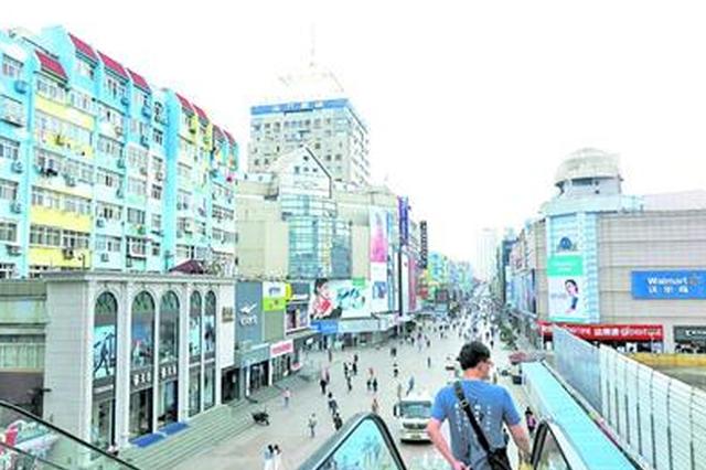 青岛市北综合整治台东商圈 沈阳路23号规划300个泊位停车场