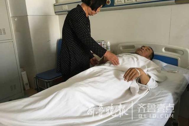 儿子去世 老伴重患病 济南56岁老人与儿媳苦撑家庭