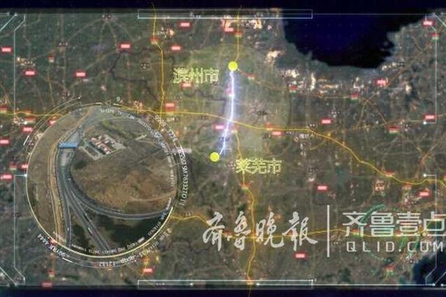 滨莱高速部分路段右幅施工完成 有望6月15日双向通车