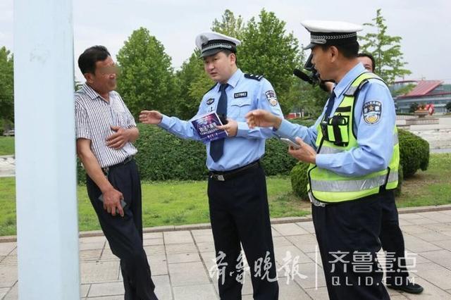 59岁司机遇交警极速长跑 原是此前醉驾被查害怕交警