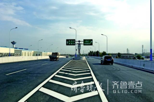 济南工业北高架75处电子警察上岗 8个匝道下口全布设