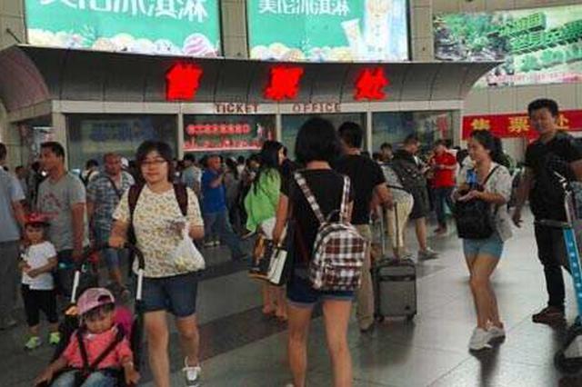 端午假期山东开京青烟威等多趟临客 日增席位近5万个