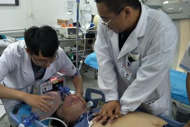 30岁壮小伙庆祝生日 当夜心跳骤停3次抢救2小时