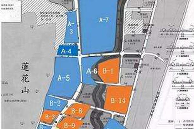 济南潘田片区1964亩土地58.17亿成交 高新区供7宗地