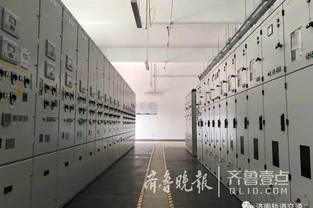济南首列地铁的电是哪里来  原来是这样供电的