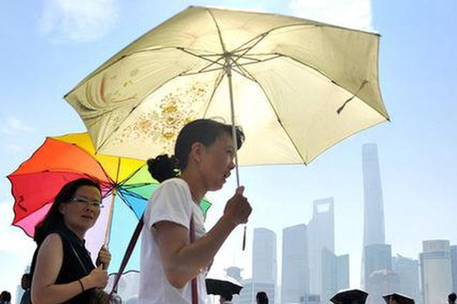 高温预警仍持续 出门请带伞 济南今天局地有雷雨