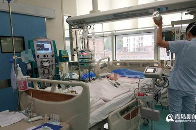 青岛女童喝半瓶驱蚊液 洗胃3次透析两天多仍未脱险