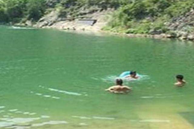 失踪18小时济南砚泉溺水小伙被打捞上岸 已身亡
