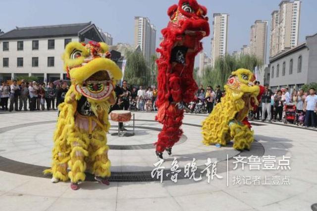 济南西城又开放一商业综合体 印象济南·泉世界开园