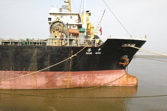 """大案 """"幽灵船""""牵出1.65万吨走私白糖 济南海关立功了"""
