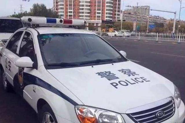 北京一高管酒后荒唐事 偷开路边交警车还给开丢了
