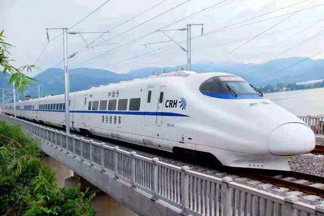 潍坊到天津将有直达高铁 京沪高铁二线潍坊到天津段有望后年开
