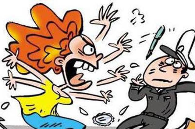 阻挠执法殴打4名警务人员 河北青县4人被拘