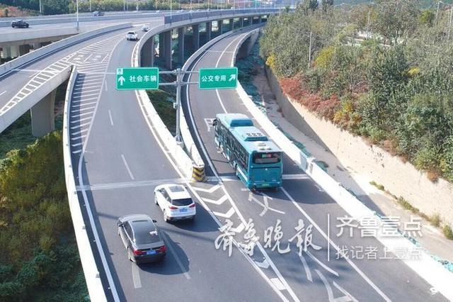 """济南成全国首个BRT成网城市 明年公交将推""""按季收费&quo"""