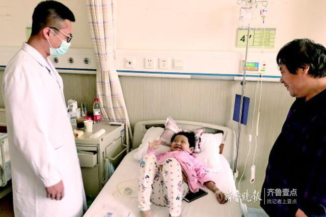 7岁女童罹患重病 父亲选择割肝救女换回孩子生命