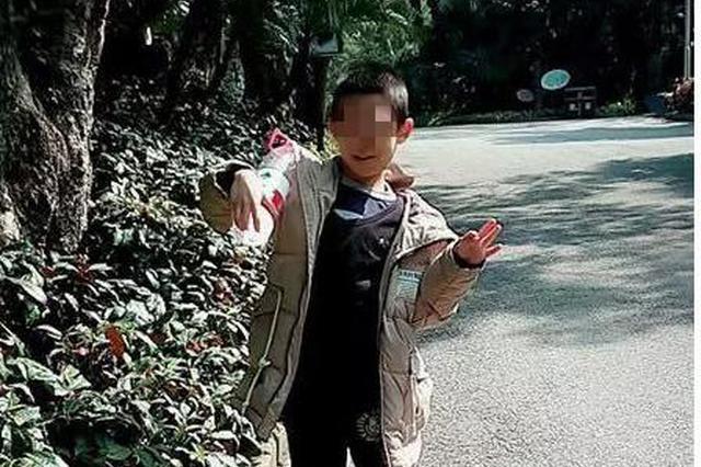 广西柳州失踪多日自闭症儿童遗体被发现