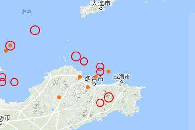 山东今年前11个月发生天然地震902次 最大为平邑3.0级