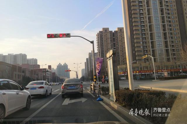 大奖娱乐注册旗摆到快车道了 竟是济南东部一商场开业宣传