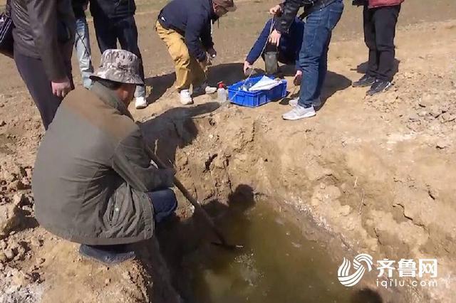 媒体曝光后 平原县多部门现场勘验耕地埋固废问题