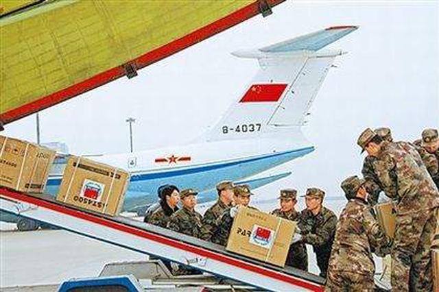 山东形成省级救灾物资2小时运输圈 五级救灾物资代储点达3500