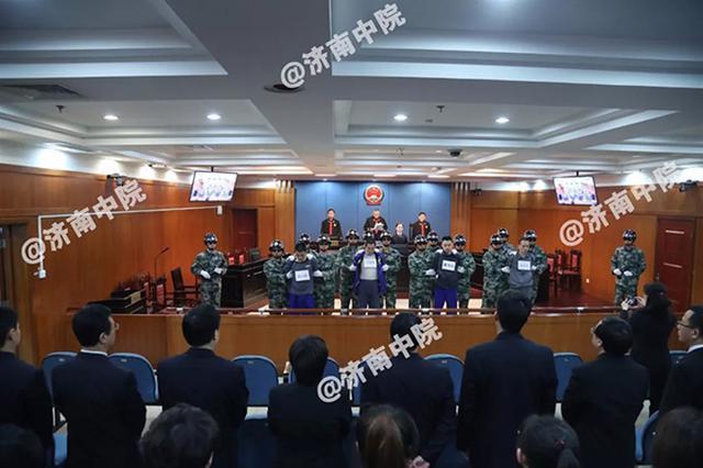 济南中院对四名犯人执行死刑 一人连刺女友30余刀