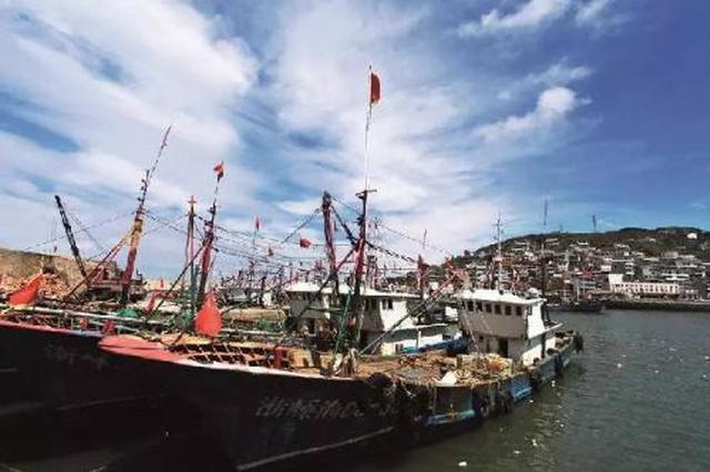 """山东加强海洋伏季休渔管理工作 """"地笼""""渔具全年禁用"""