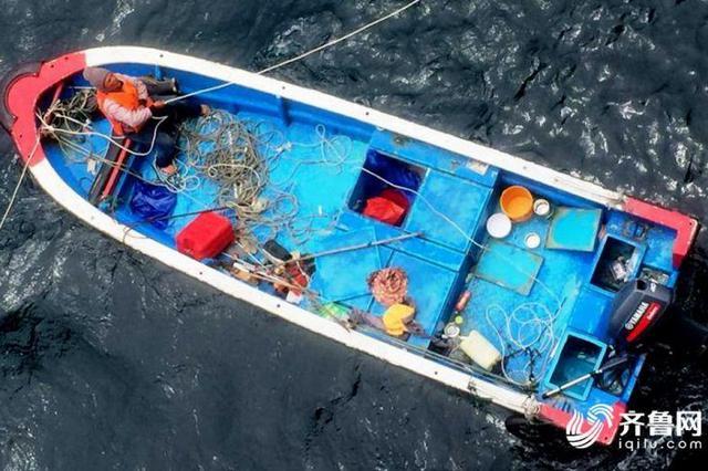 海钓男子迷失大海,漂流11天靠吃鱼食喝尿续命