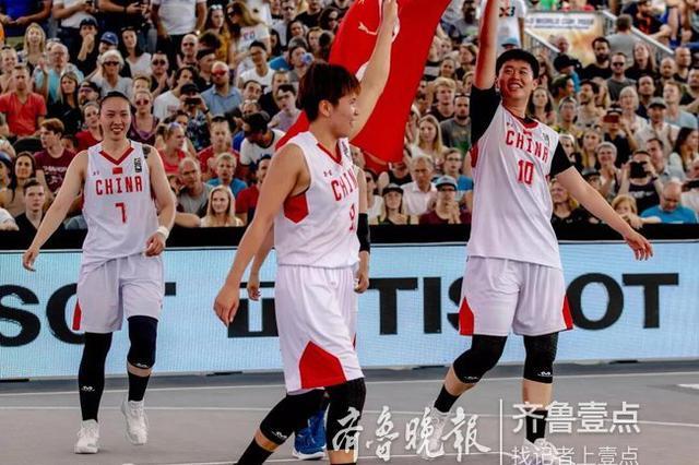 姑娘们好样的 她们赢得中国篮球史上首个世界冠军