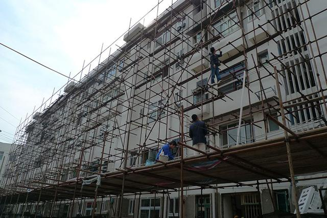 济南市中区老旧小区改造150万平 6个项目全完成招标