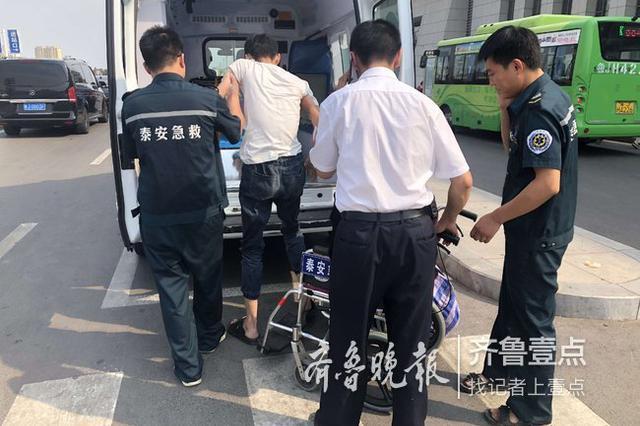 旅客在高铁站台突发疾病 幸得多方救助转危为安