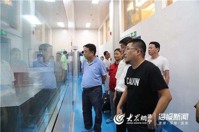"""济宁食品生产企业迎来特殊""""考察团"""""""